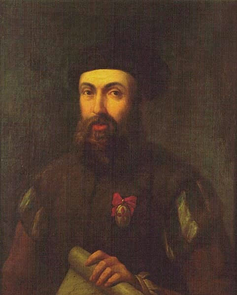 Depiction of Ferdinand Magellan (1787)