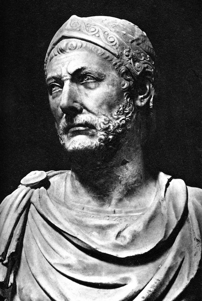 an introduction to the life of hannibal a carthaginian general Introduction in 219 bc whose histories of rome are the main latin sources regarding his life, claimed that hannibal's father, the great carthaginian general.