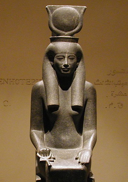 Meaning, origin and history of the name Hathor - Behind the Name