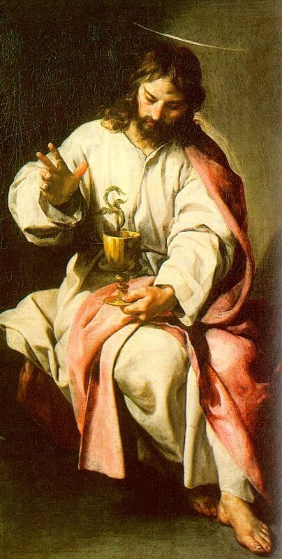 Saint John the Evangelist, by Alonso Cano (1636)