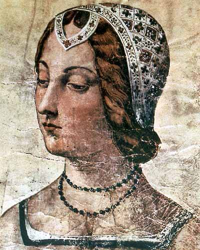 Laura de Noves, love of Petrarch