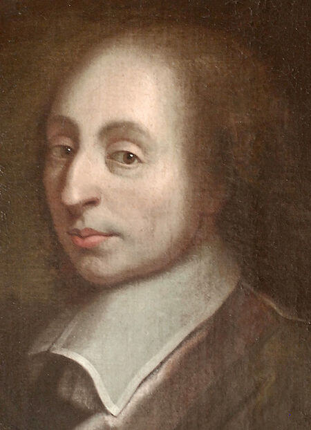 Portrait of Blaise Pascal (c. 1691)