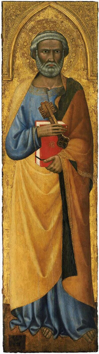 Icon depicting Saint Peter