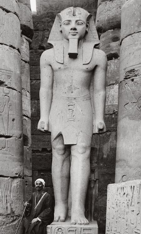 Statue of Rameses the Great