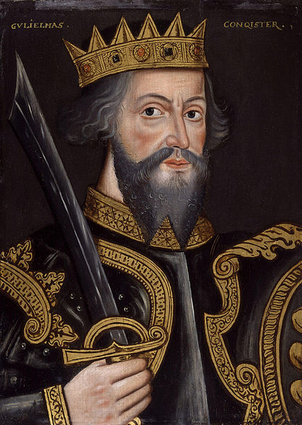 Depiction of William the Conqueror (17th century)